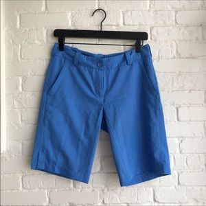 Nike Golf Tour Performance Shorts Blue excellent 4